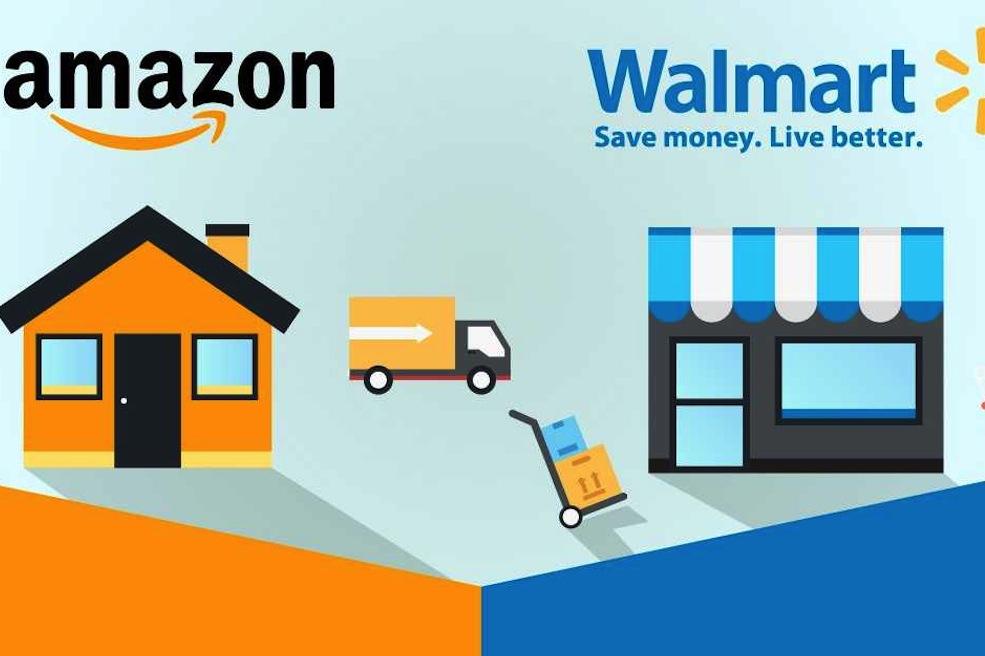 Walmart Patenting Amazon Dash Competitor