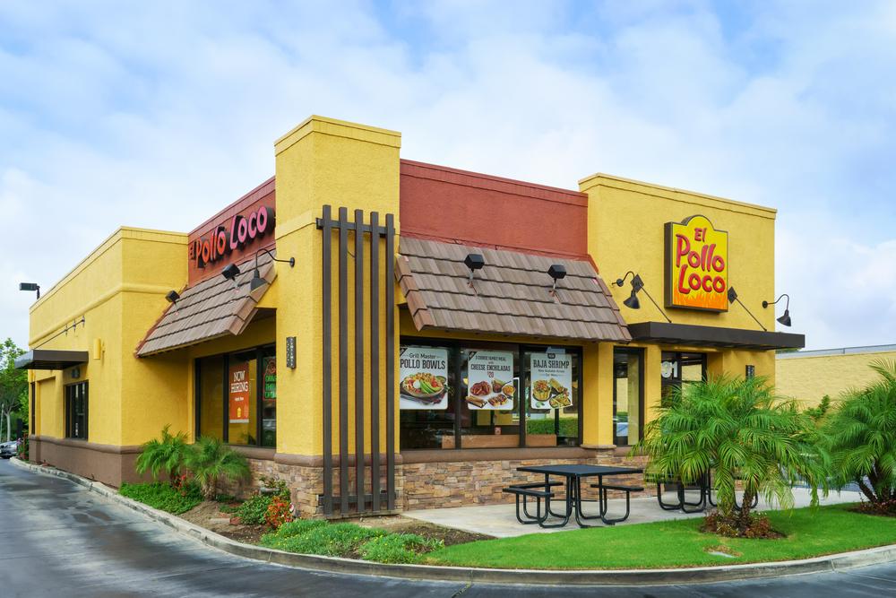 El Pollo Loco Ordering
