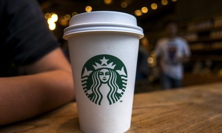 starbucks ceo steps down