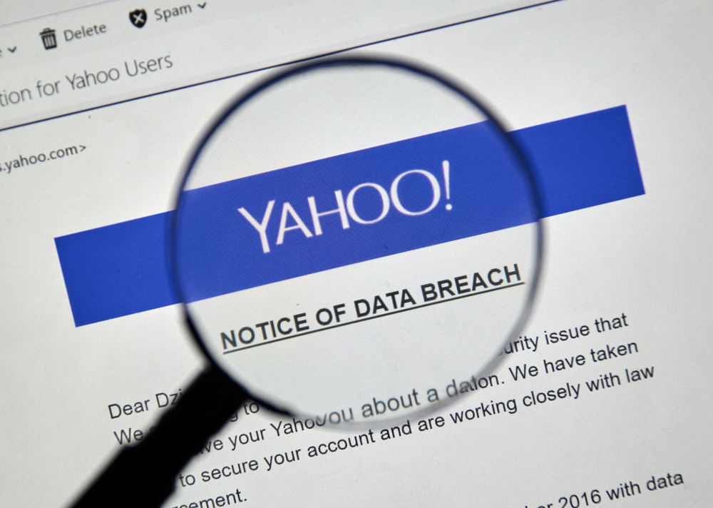 Yahoo Fined $50M Over Data Breach