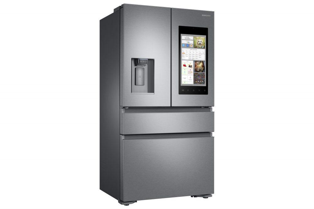 Samsung Unveils Smart Kitchen Appliances