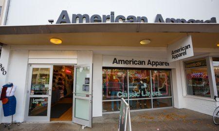 American Apparel Auction