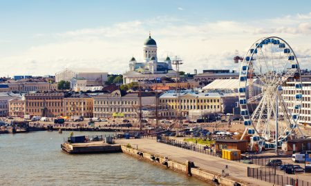 Helsinki Finland Tech
