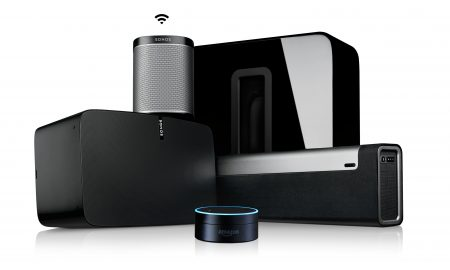 Sonos Speakers Integration