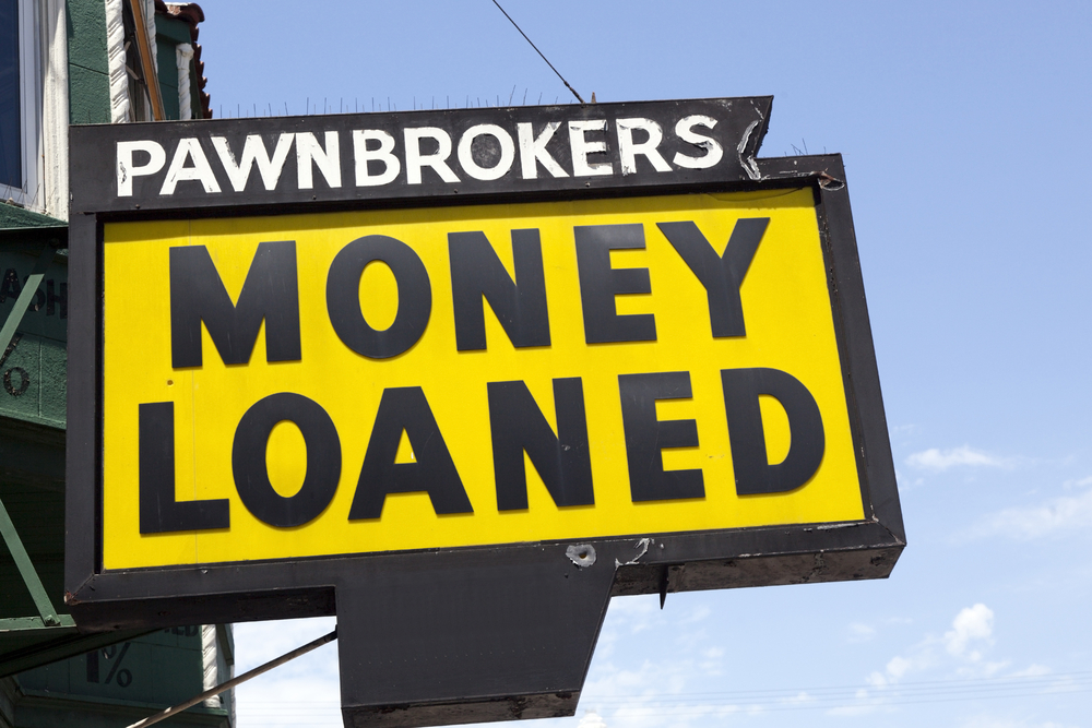 CFPB Goes After Pawnbroker