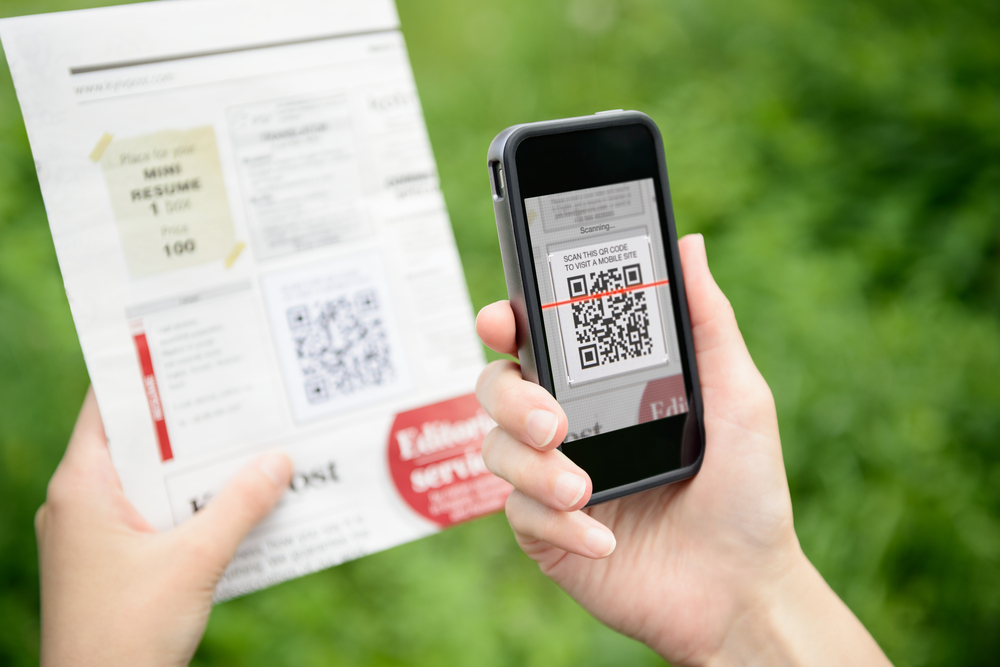 Visa And The QR Code Evolution/Revolution