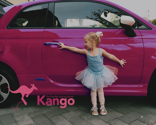 Uber of X: Kango is The Uber of Ride Share For Kids