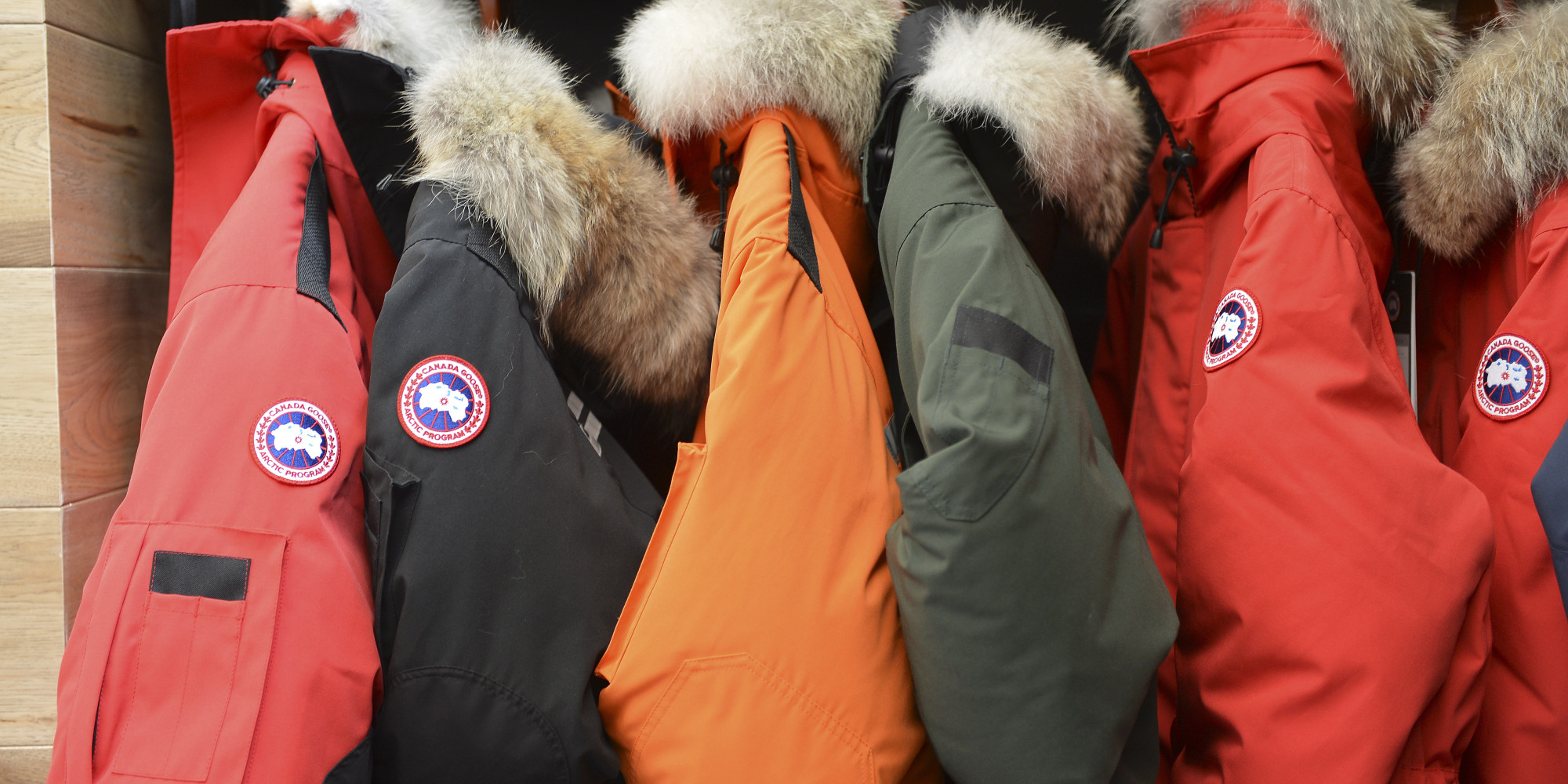 Canada Goose Outerwear Company Is Flying High
