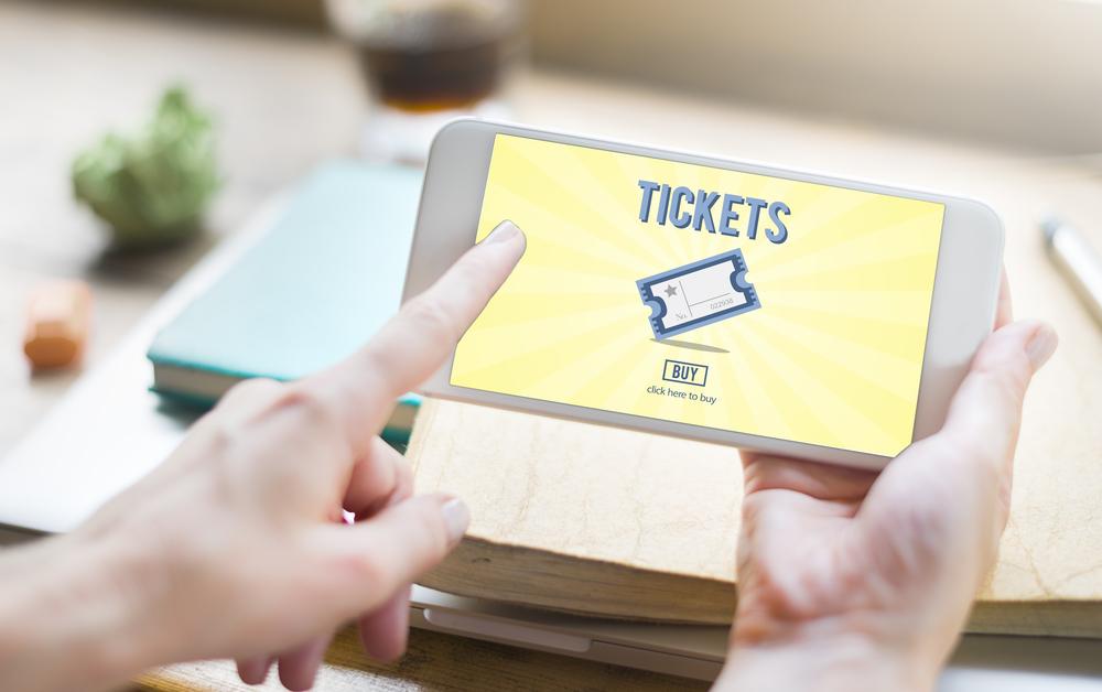 online ticket companies