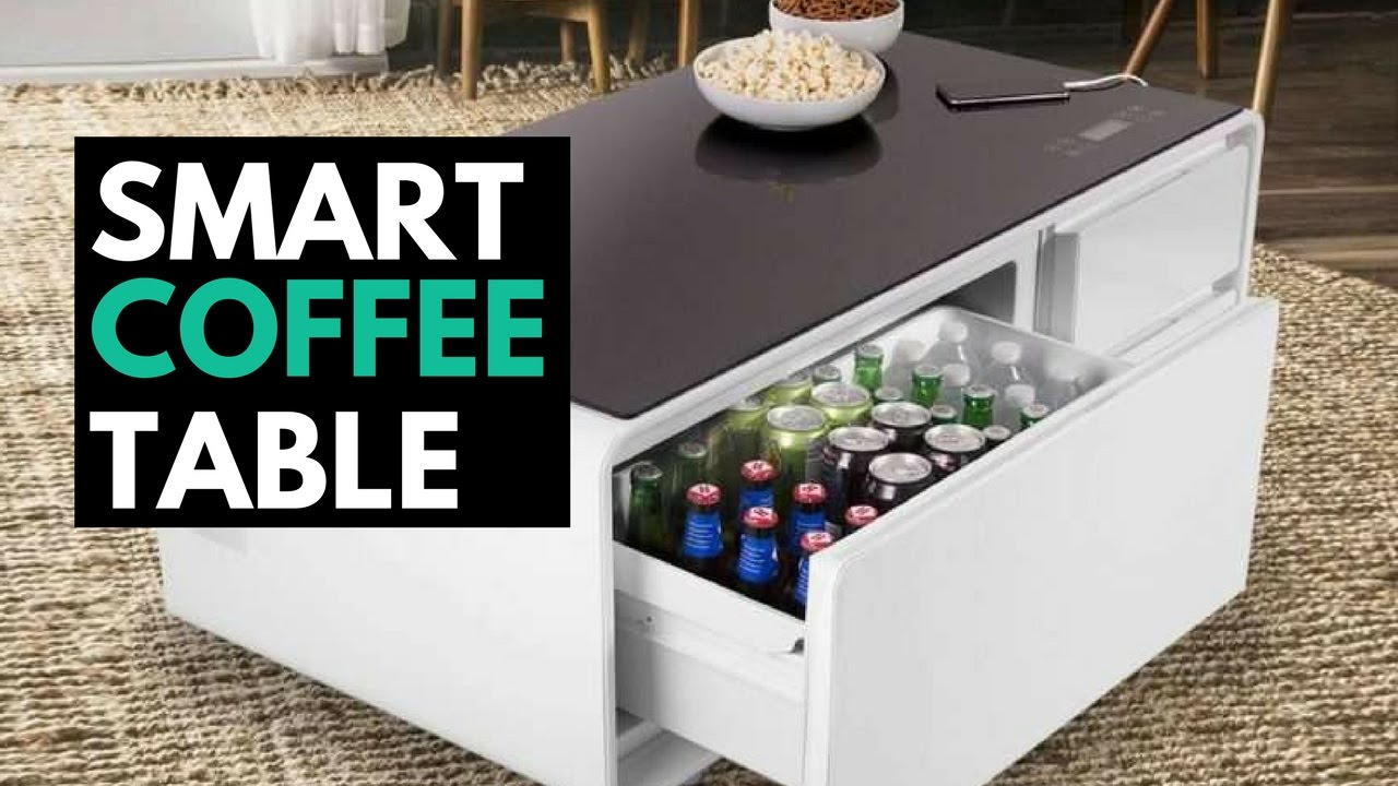 Sobro Coffee Table.Weird Commerce Sobro Delivers Ultimate Entertainment Experience