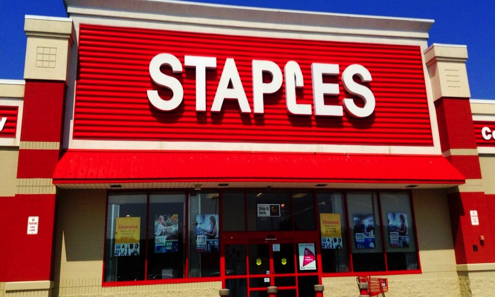 Staples Pivots Marketing Away From Retail Pymnts Com