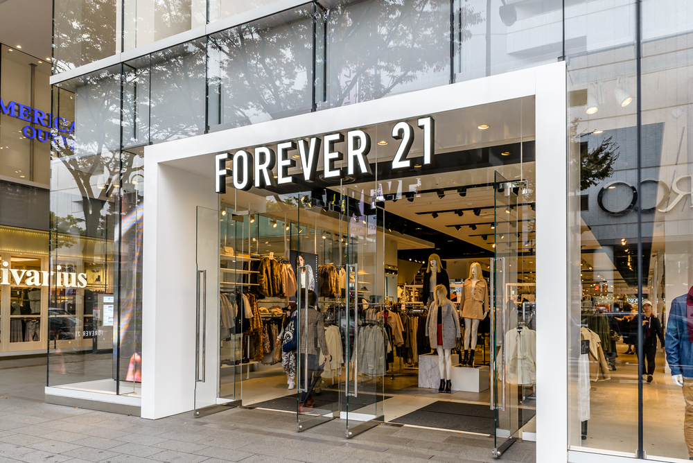 Forever 21 Introduces Freestanding Store Pymnts Com