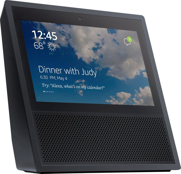 Amazon Echo Show Allows Users Access To Video Cameras Around The Home