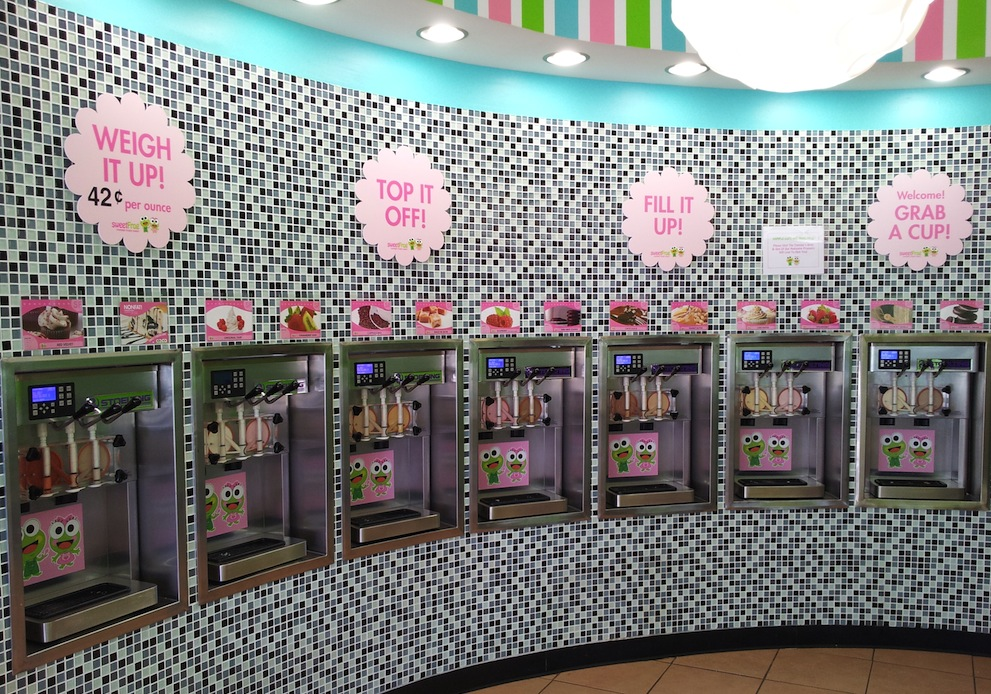 Sweet Frog The Sweeter Side Of Innovation Pymnts