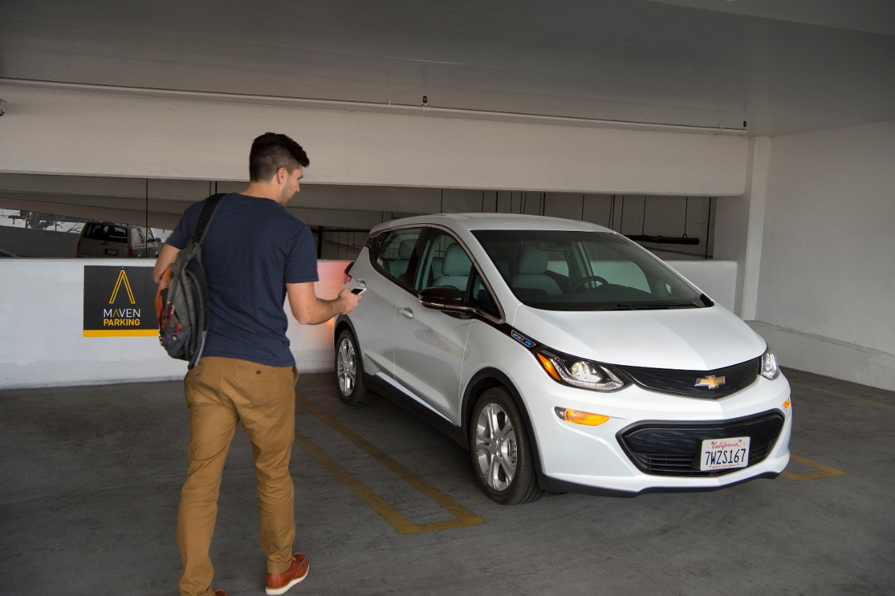 NEW REPORT: GM Takes Aim At Urban Gridlock With Maven