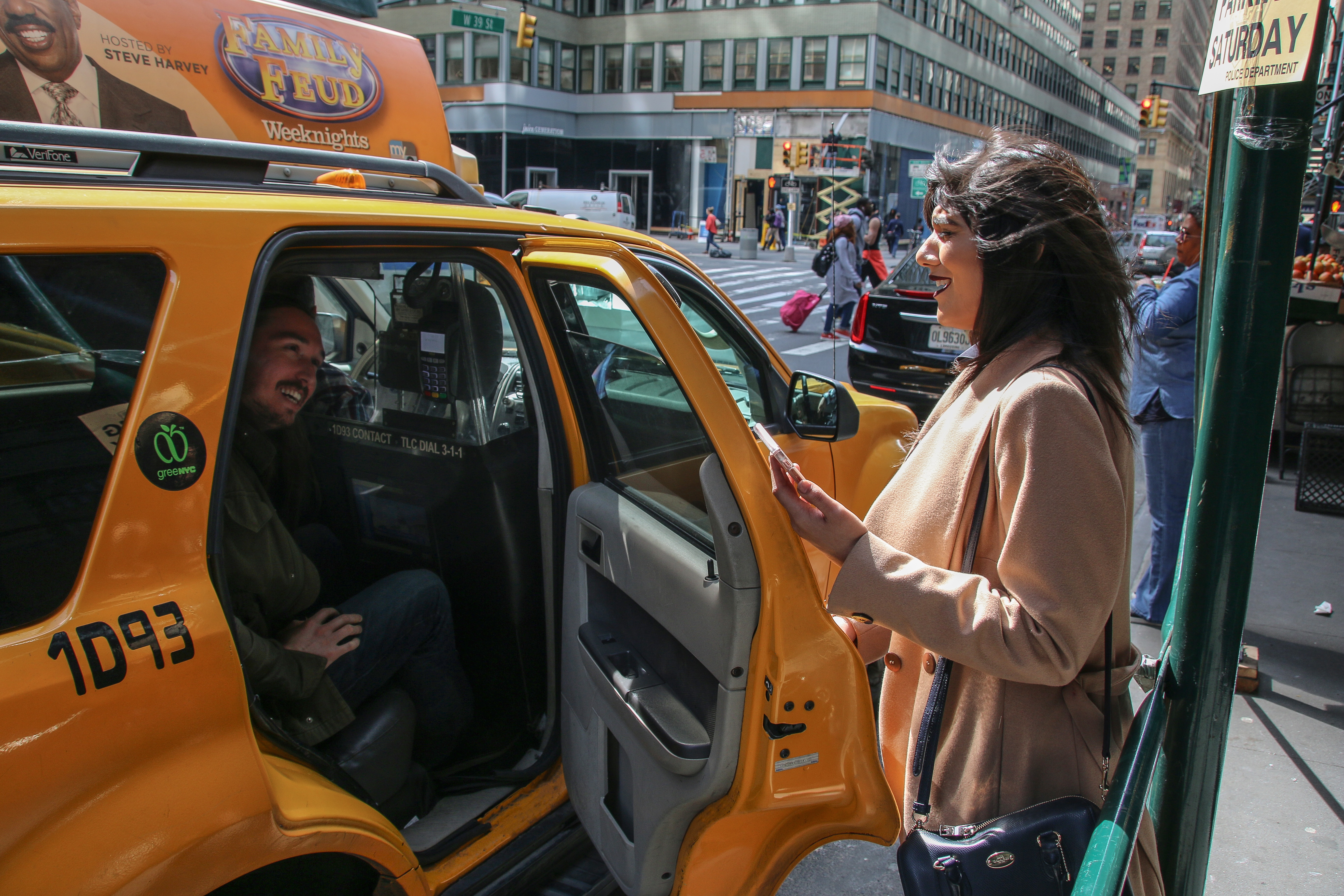Curb And Via Team Up To Challenge Uber