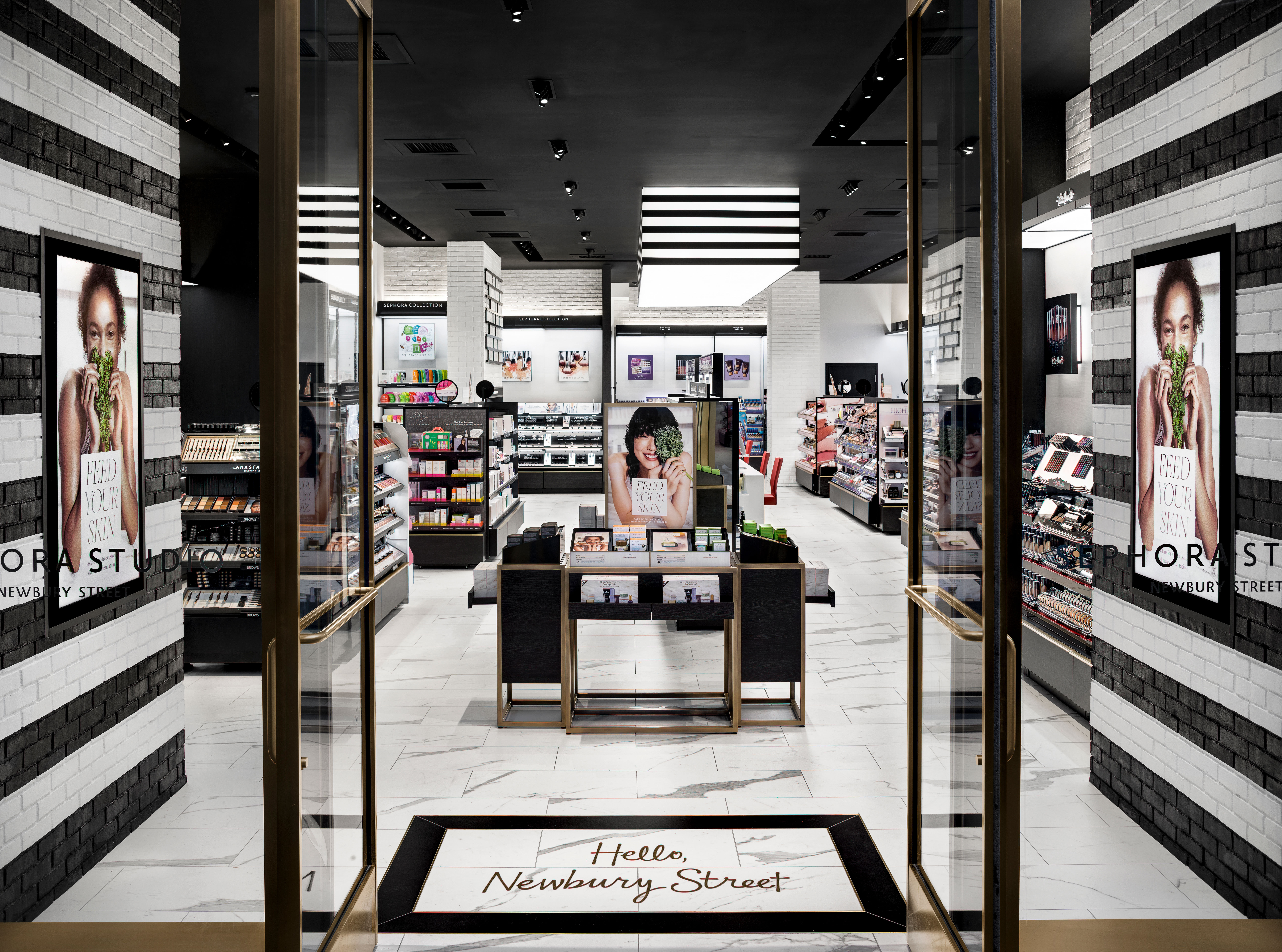 Sephora Launches First Small Concept Store In Boston