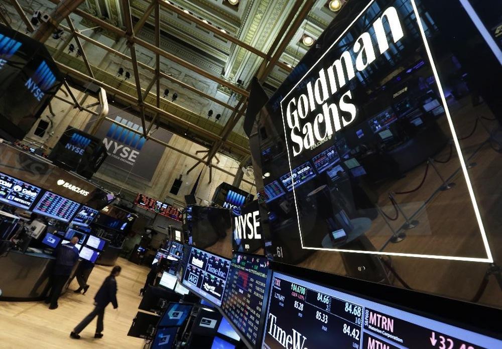Goldman Sachs Employees' Second Job: Venture Capitalists
