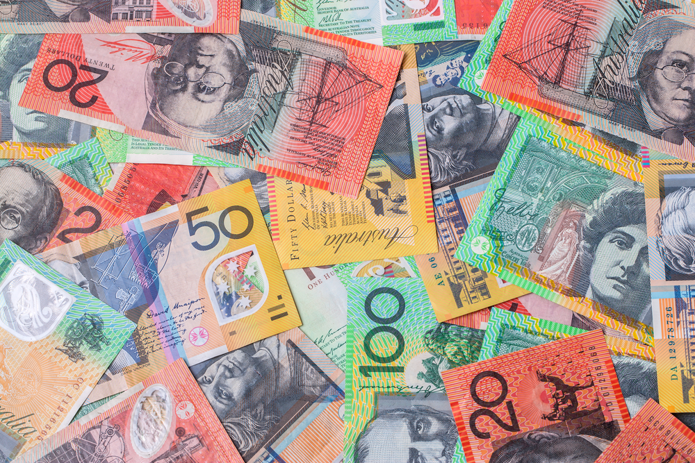 And According To The Pymnts Global Cash Index Australia Ysis Is Winning With
