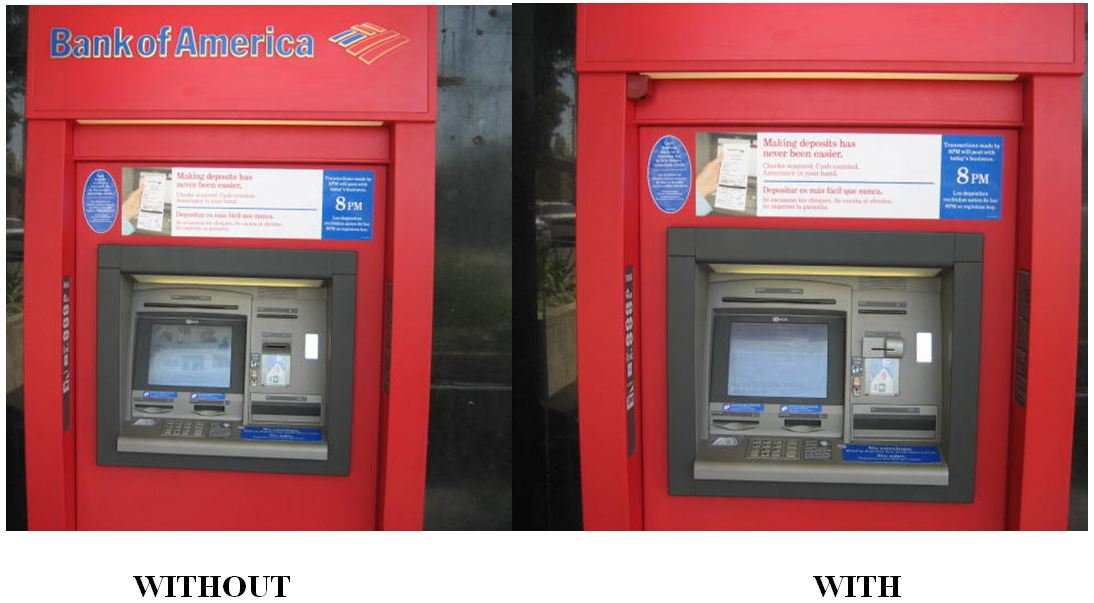 ATM Skimming Gets A Tech Upgrade