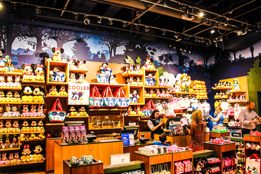 The Disney Store Undertakes An Retail Reset | PYMNTS.com  The Disney Stor...