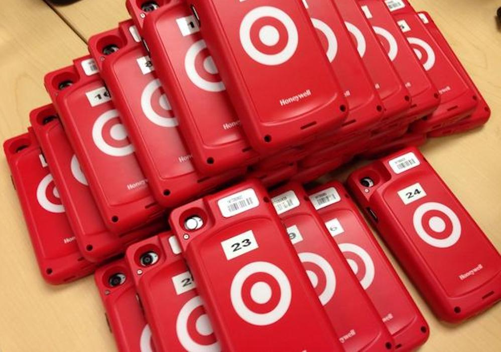 Target Team Switches From Apple To Android