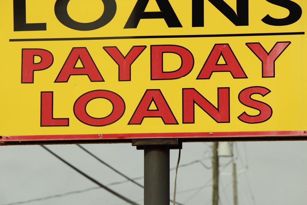 Morgan Lewis Principal On Payday Loan Debate