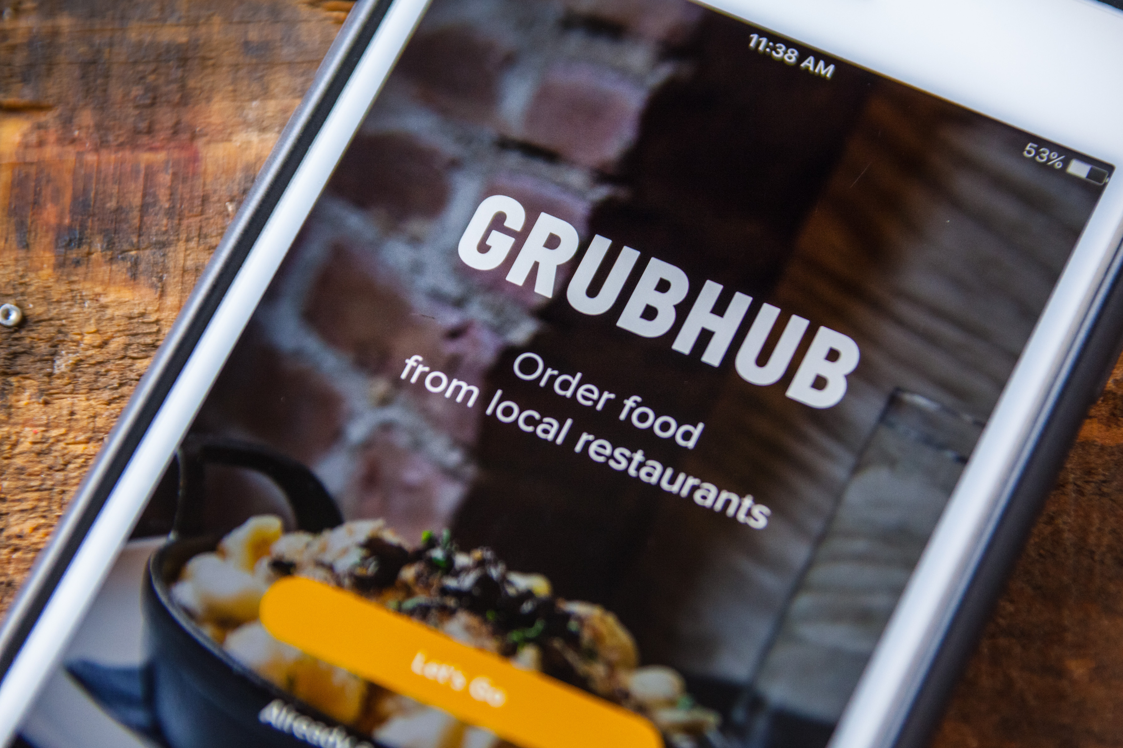 One Food-Ordering App To Rule Them All