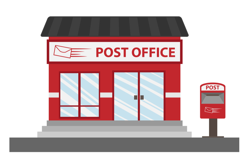 Small Office Building Clipart