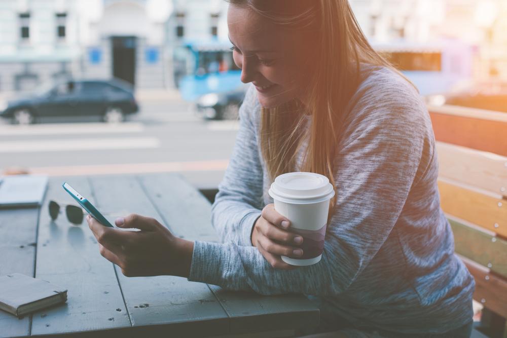 millennial mobile coffee