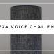 Alexa Voice Challenge Echo