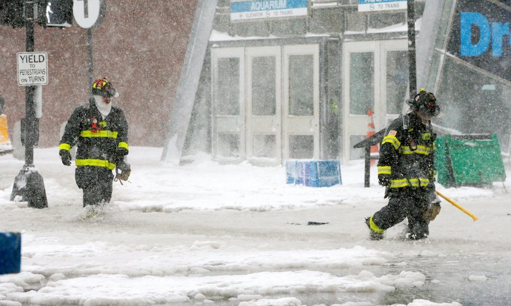 Bomb Cyclone Leaves Energy, Retail Exposed | PYMNTS.com