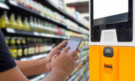 Cashless Vending Machines