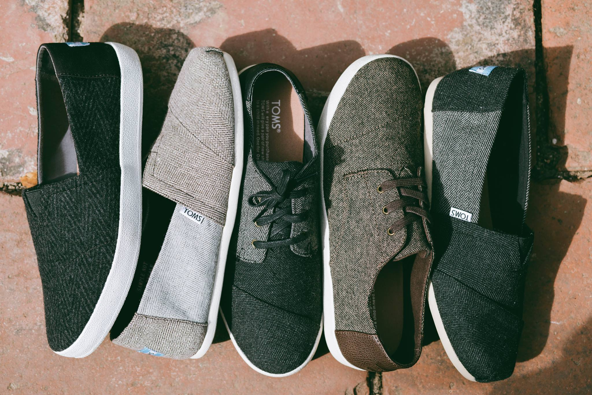 TOMS Shoes Tries Out Brick-And-Mortar