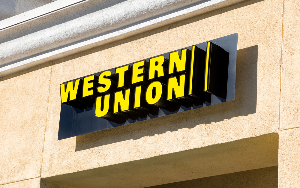 Western union dotcom revenues up percent pymnts