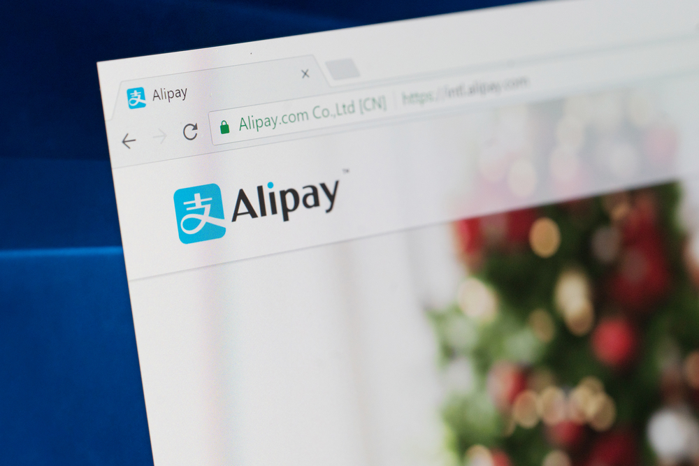 Alipay Consumers Pay At POS In Canada