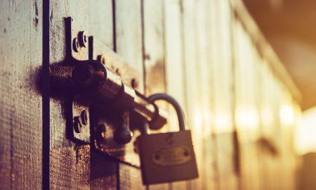 gate locked