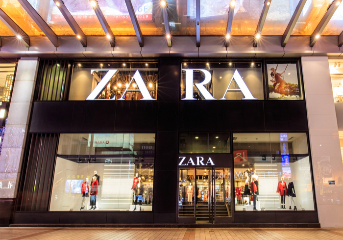Zara Now Offering Online Shipping From Stores Pymnts Com