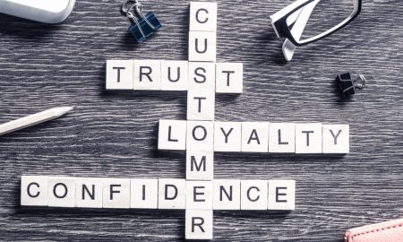 confidence trust customer