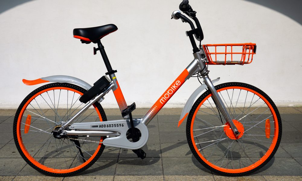 Mobike Wrestles With Bike Theft In Mexico City