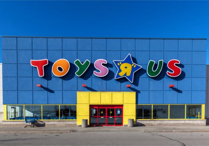 Toys R Us Kids Became Amazon Adults Pymnts Com