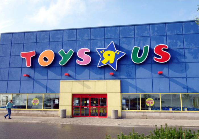 Surprising Auction Items For Bid From Toys R Us Pymnts Com