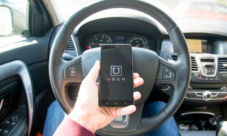 uber app driver