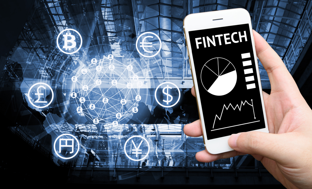 In FinTech, The Race for Patents (And More)