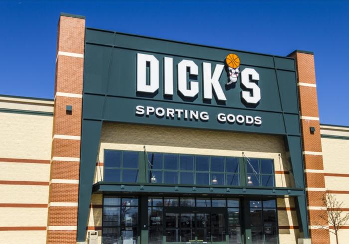 Dicks sporting goods company