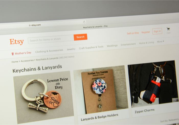 Etsy Gears Up For Q1 Earnings Amid Shift To Core eCommerce Offerings
