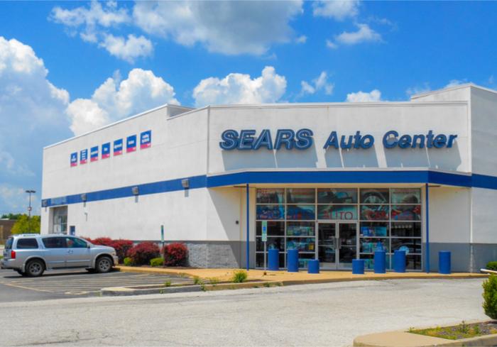 Sears Auto Centers