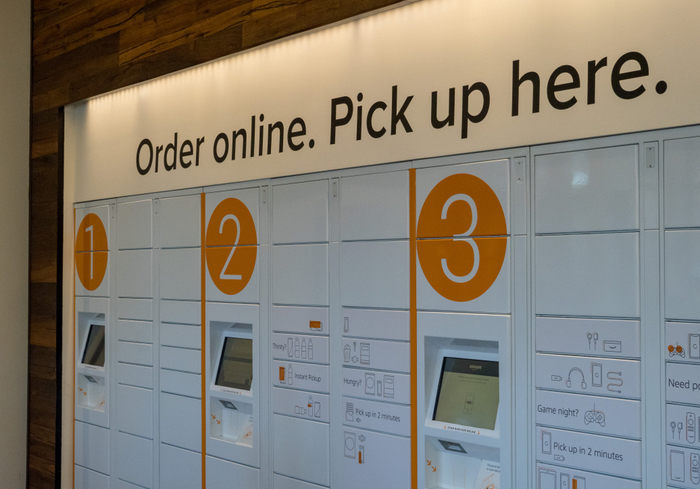 The Future Of In-Store Pick-Up With Lockers