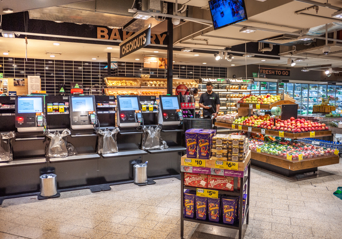 More Than 70 Percent Of Consumers Have Used Self-Checkout In Grocers
