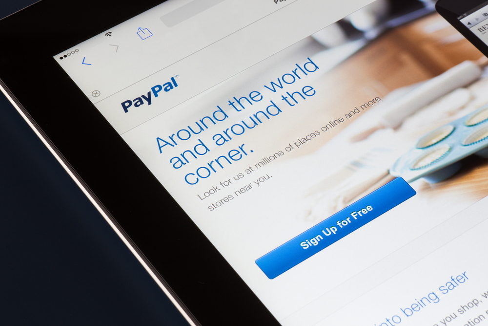 ca9515208ac PayPal On Tariffs, Trust And What's Next For Cross-Border Commerce